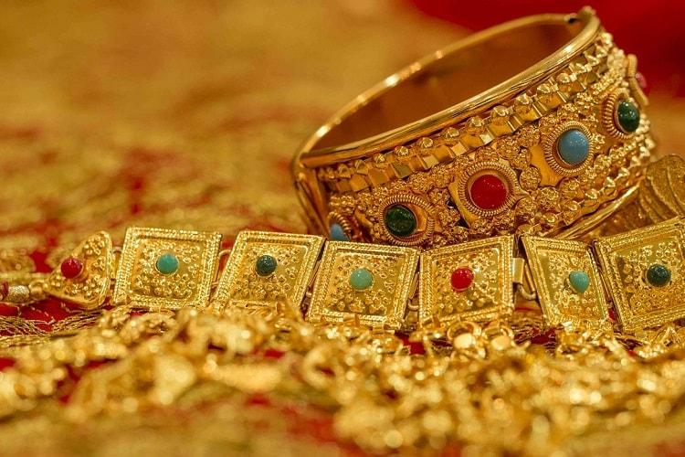 gold silver prices hit