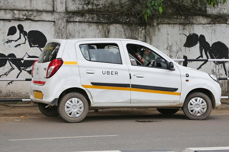 Uber introduces tipping feature for driver-partners in India | The News  Minute
