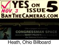Heath billboard