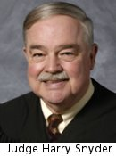 Judge Harry G. Snyder