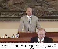 Senator John Brueggeman