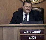 Mayor Mark  Addiego