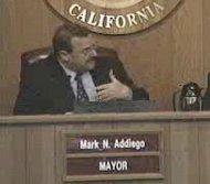 Mayor Mark  Addiego