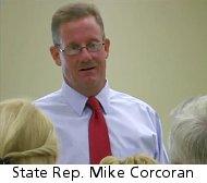 Representative Michael Corcoran