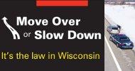 Move Over Wisconsin logo