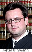 Judge Peter B  Swann