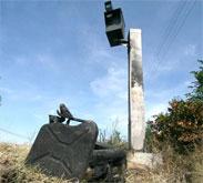 Poland speed camera remains