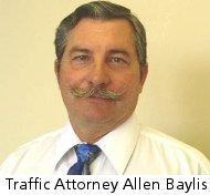 Traffic Attorney Allen Baylis