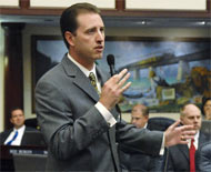 Representative Rob Schenck