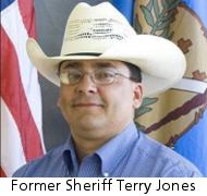 Former Sheriff Terry Jones