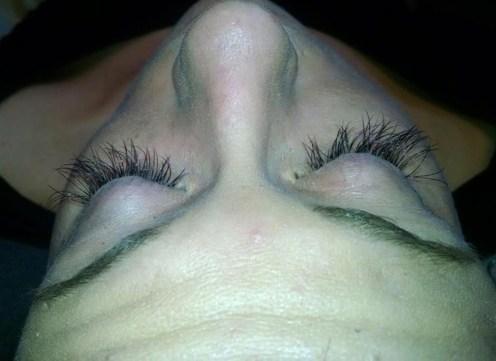 Eyelashes by New Wave