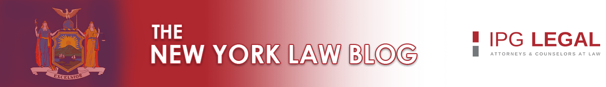 new york law blog logo
