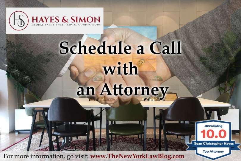 Hayes & Simon, P.C.  New York Law Firm.