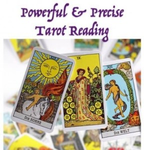 Powerful Tarot Reading