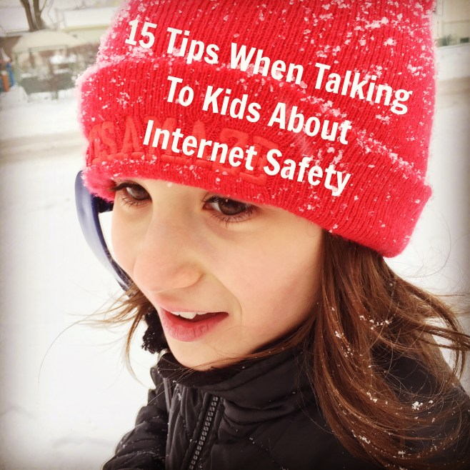 Talking to Kids About Online Safety