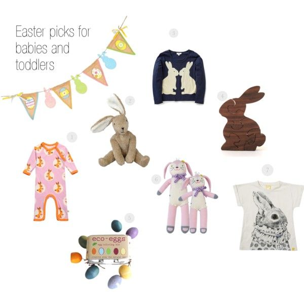 Easter Picks for Babies and Toddlers