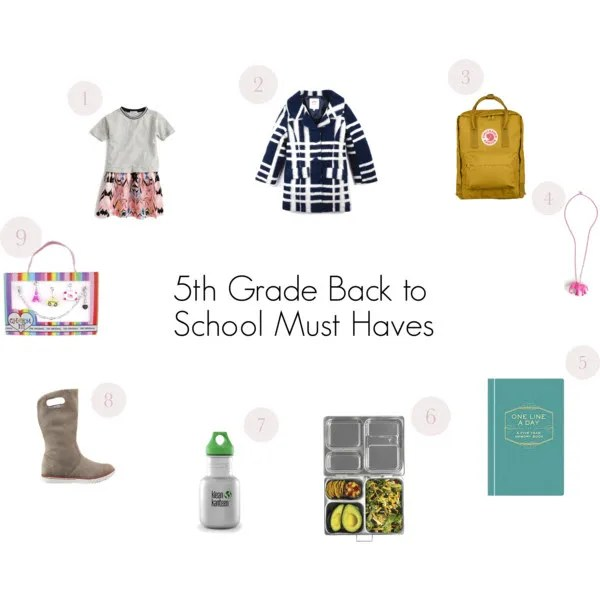 Back to School2015