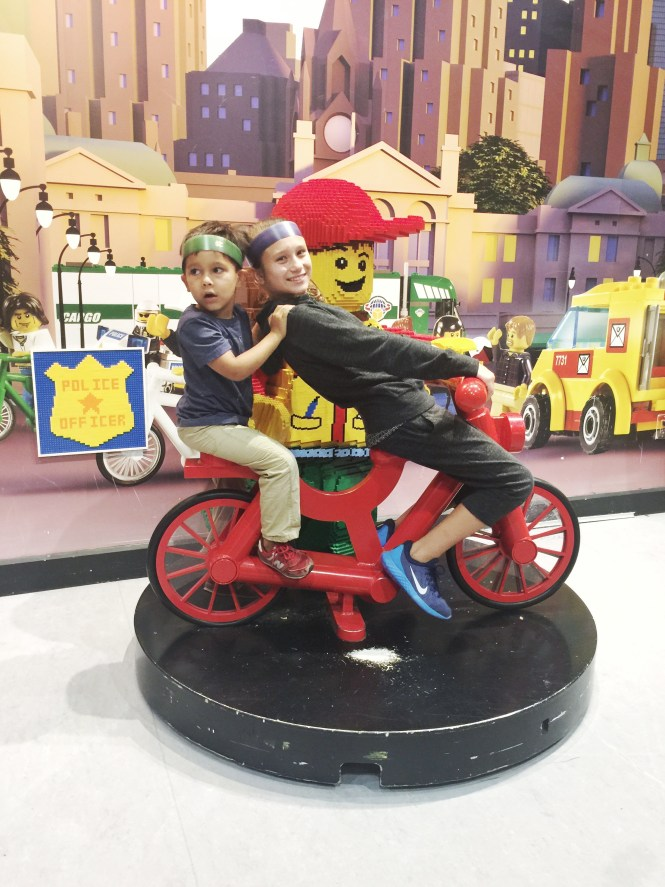 lego ninjago city adventure in westchester  review  the