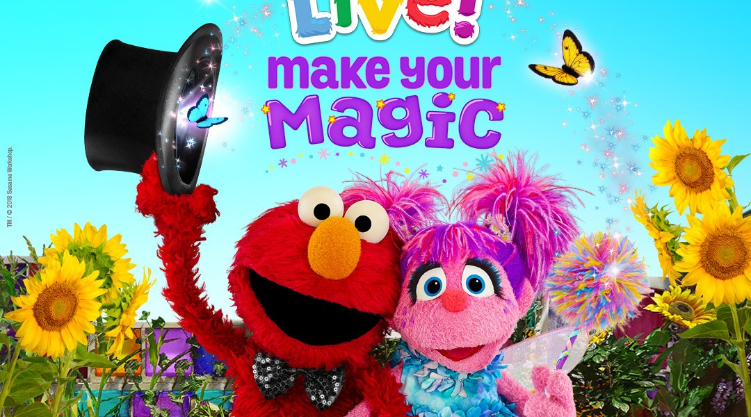 The new york mom a blog about fashion arts food - Sesame street madison square garden ...