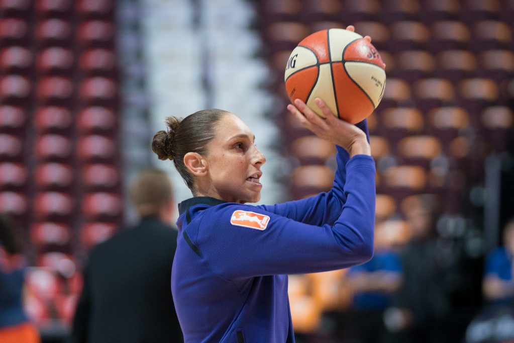 How the 2020 Phoenix Mercury roster came together