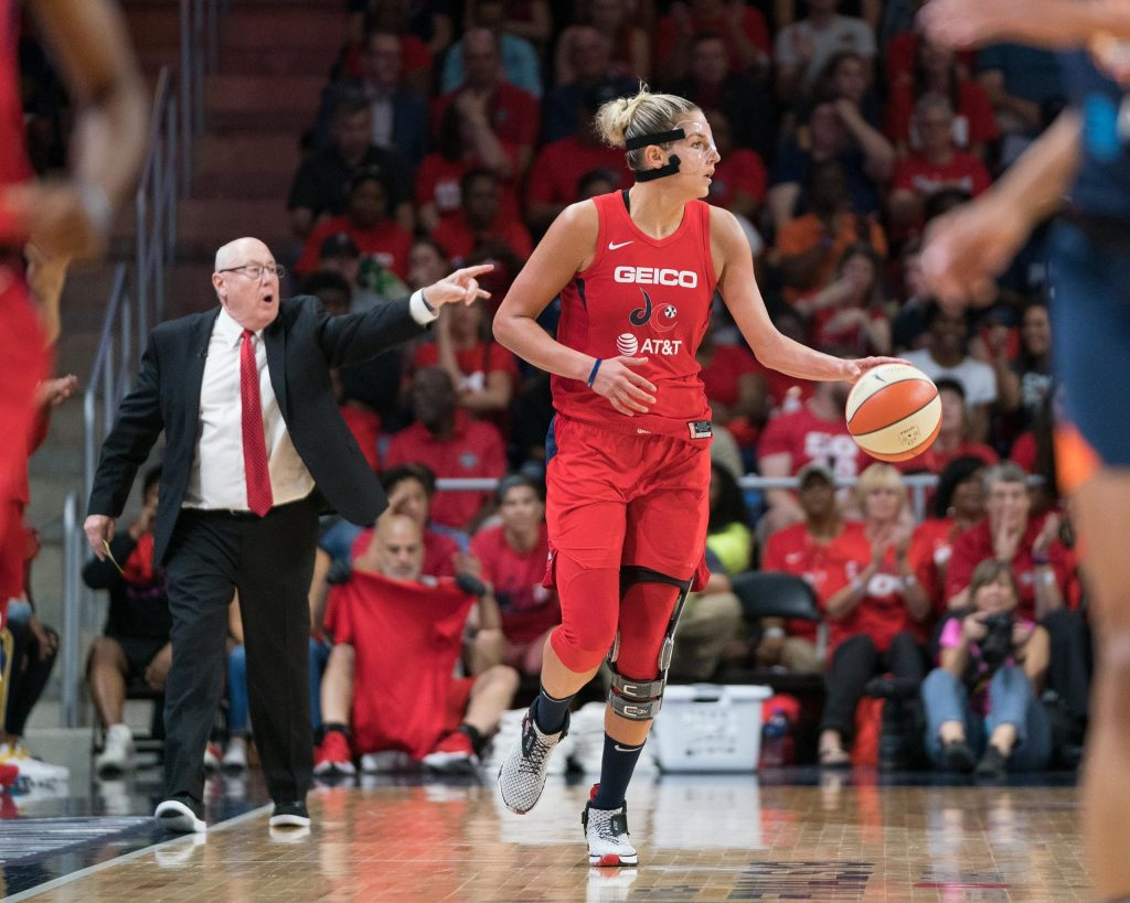 2020 WNBA betting odds see Mystics set for back-to-back championships