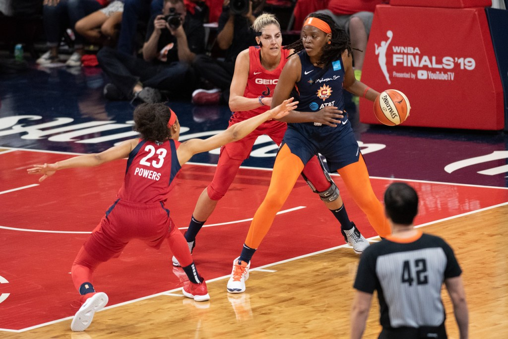 2020 WNBA Simulation: Connecticut Sun in contention as September approaches