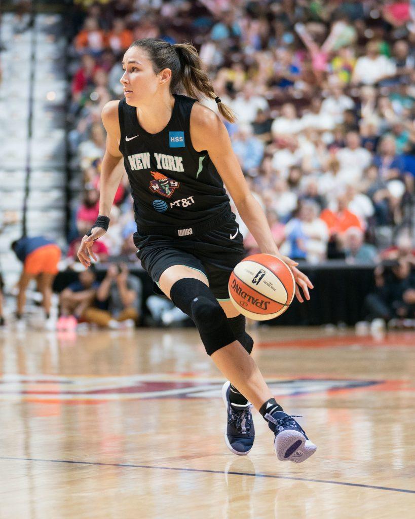 Bec Allen opts out of 2020 WNBA season
