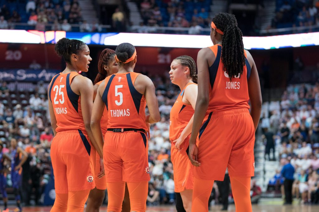 Catching up with the Connecticut Sun