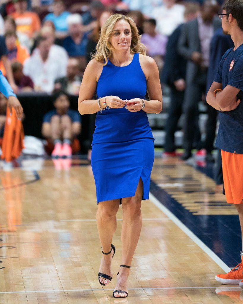 'I think there will be a lot of sacrifices': Dream coach Nicki Collen's approach to the WNBA season
