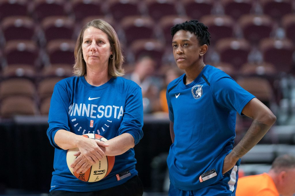 Lynx, Timberwolves announce partnership to fight systemic inequalities in the Minneapolis community