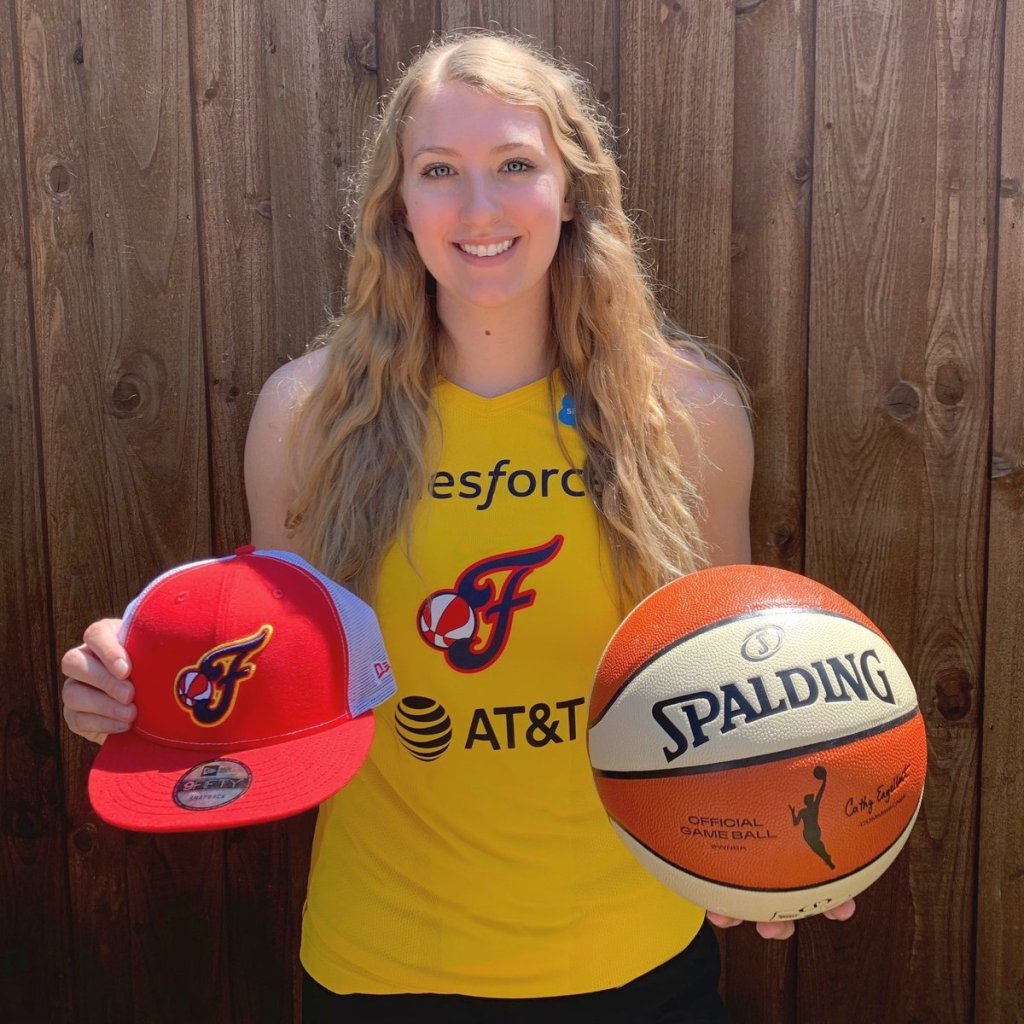 PODCAST: Lauren Cox talks basketball development