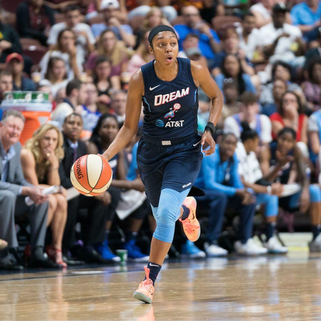 Renee Montgomery opts out of 2020 WNBA season