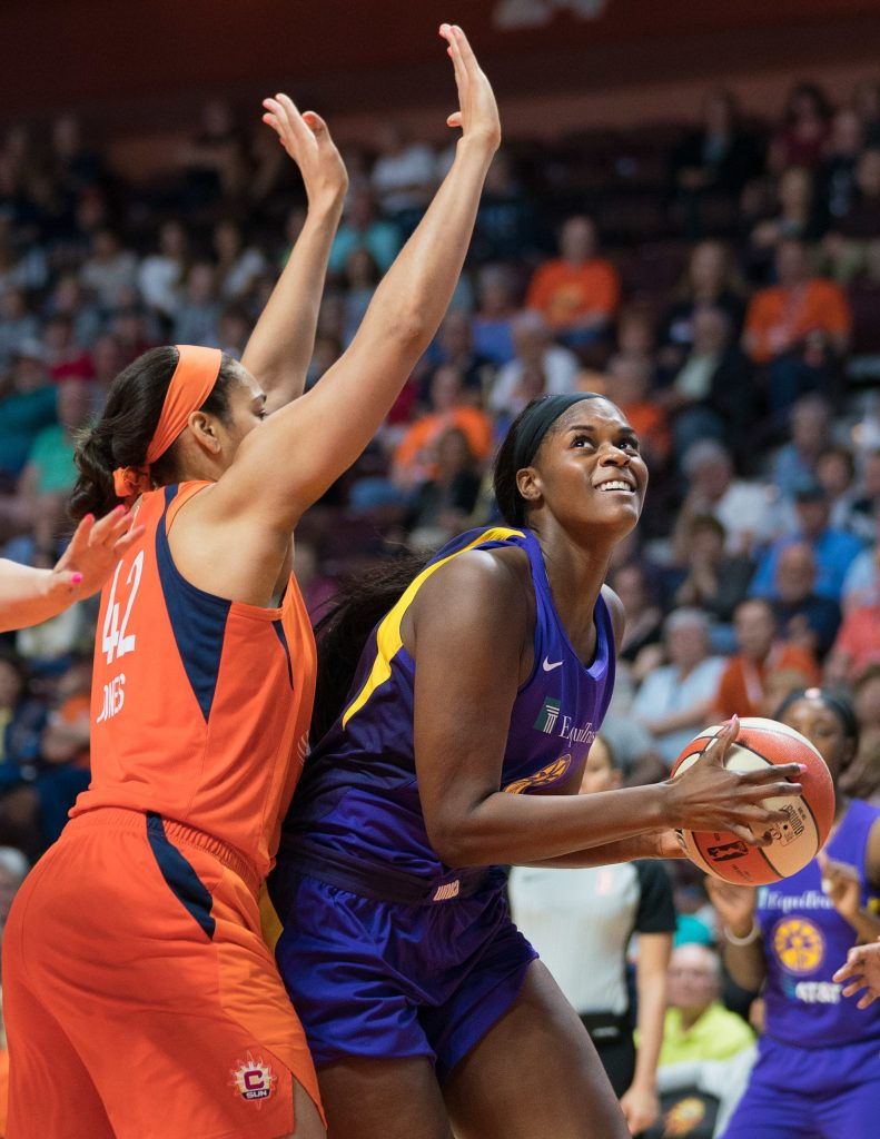 Kalani Brown, Glory Johnson announce positive COVID-19 tests