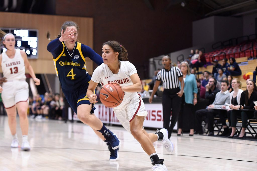 Two women's basketball players are making the rare leap from the Ivy League to the Big Ten