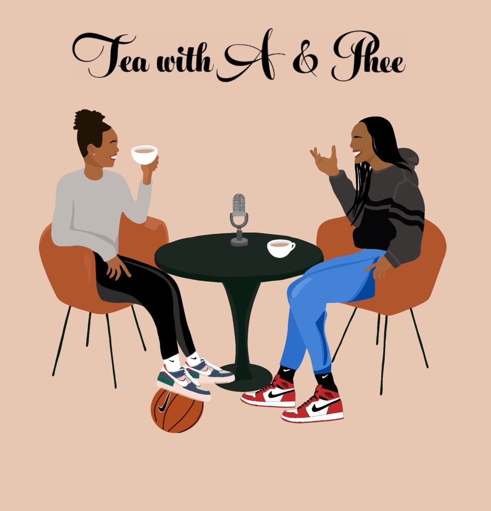 A'ja Wilson and Napheesa Collier's podcast is much more than spilling tea