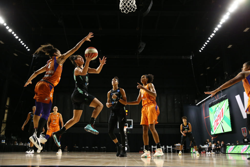 Where do the New York Liberty go from here?