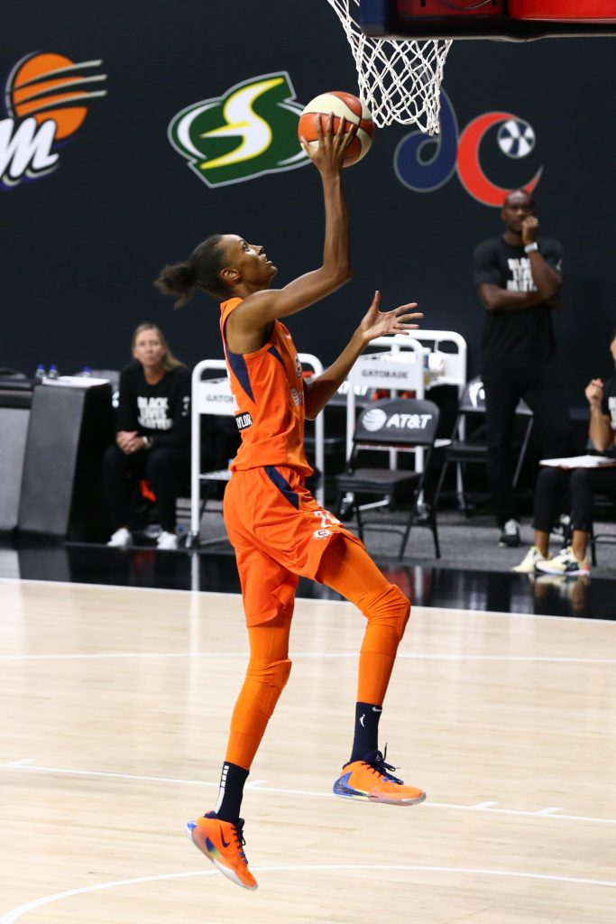 Connecticut Sun fall seconds short of a return to the Finals