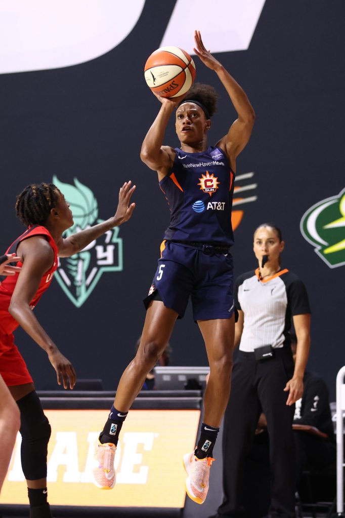 Connecticut Sun look to regroup after Game 4 loss