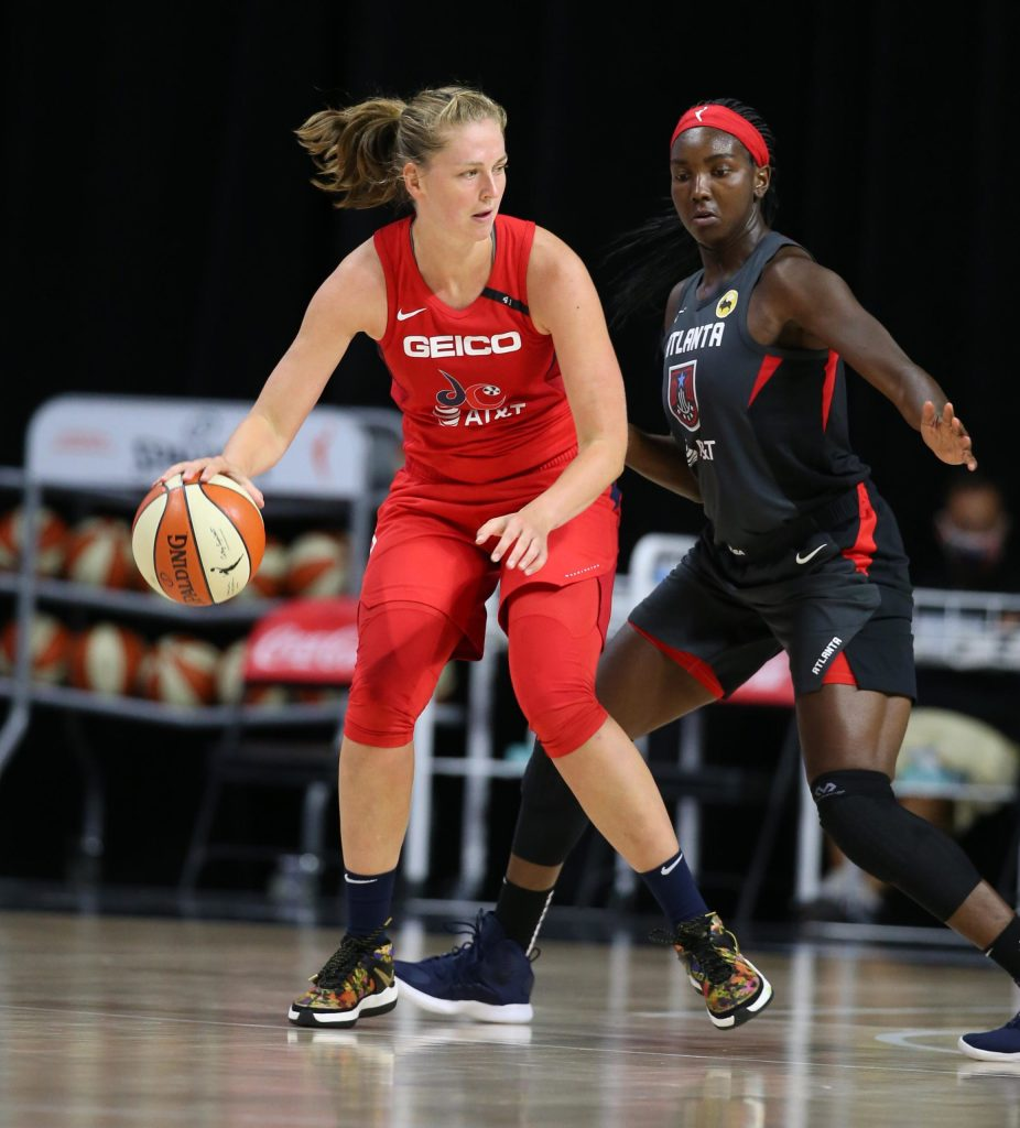 """Washington Mystics refocus on social justice but need to do """"some soul-searching"""" on the court"""
