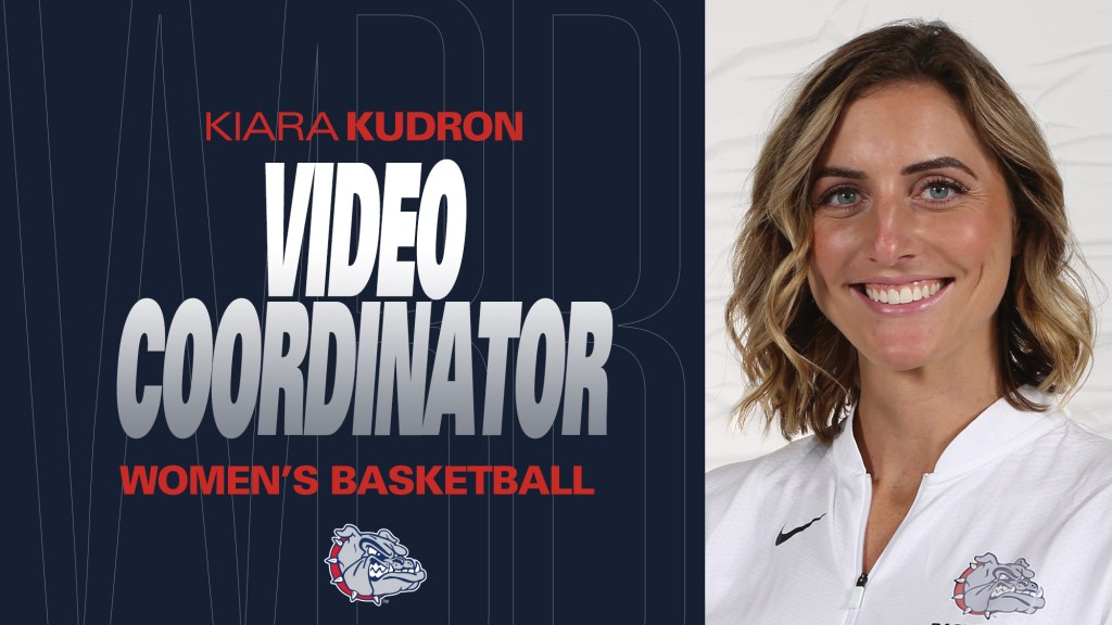 Gonzaga adds two to women's basketball staff, including alumna Kudron
