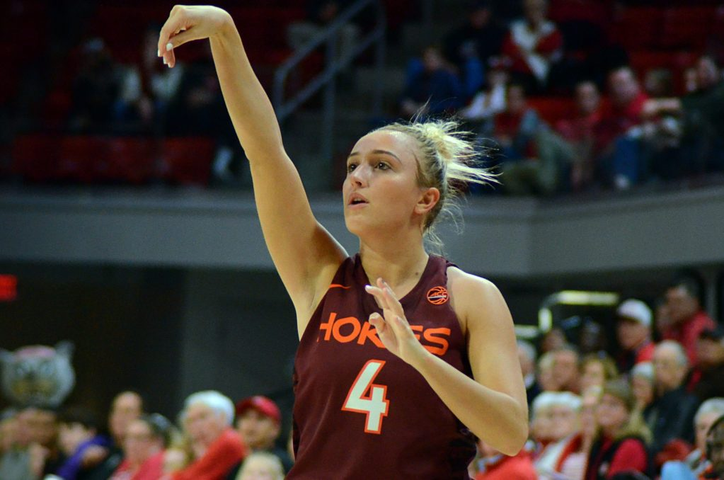 Waiver approved: Dara Mabrey is immediately eligible for Notre Dame