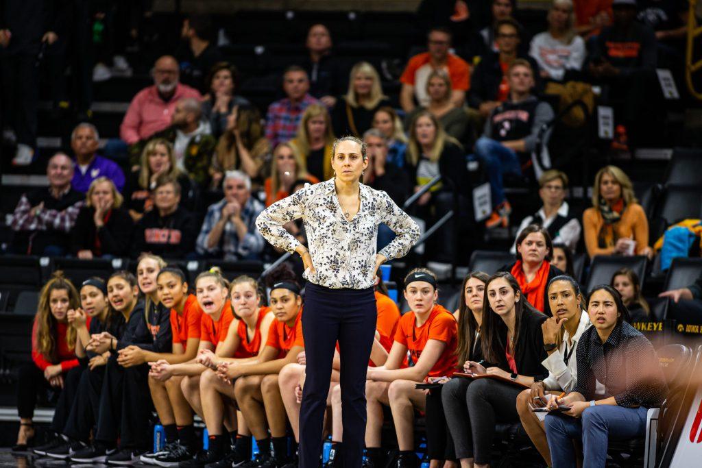 How Princeton head coach Carla Berube is approaching a season lost to COVID-19