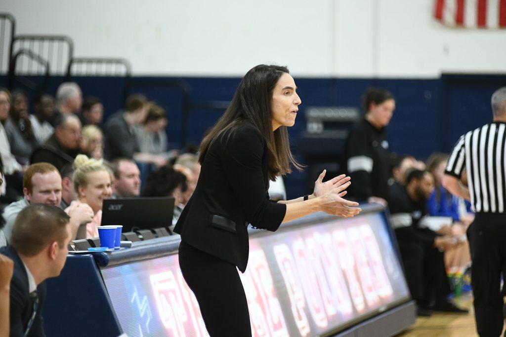New coach, no season: How Monique LeBlanc is leading Brown women's basketball through COVID-19