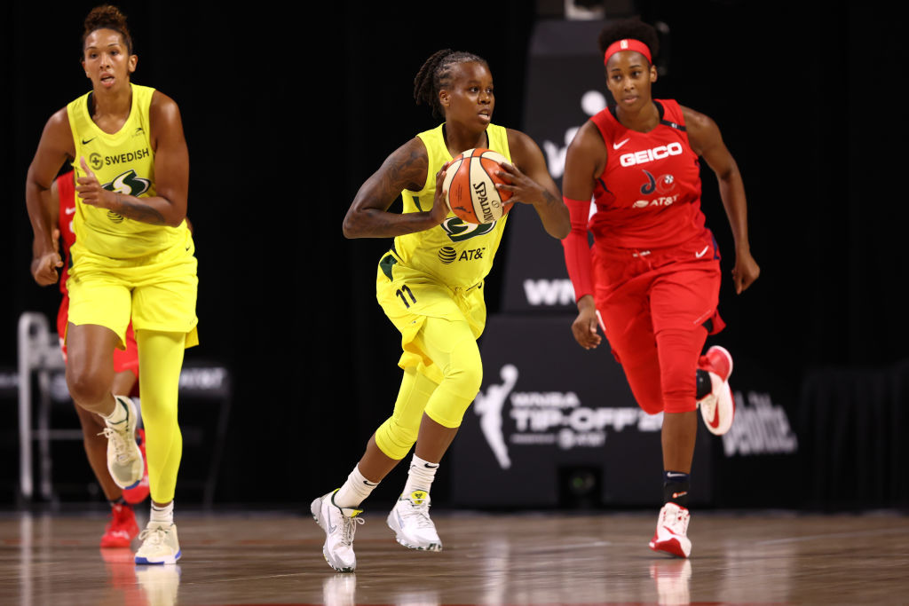 Sue Bird, Epiphanny Prince set to return to Storm in 2021