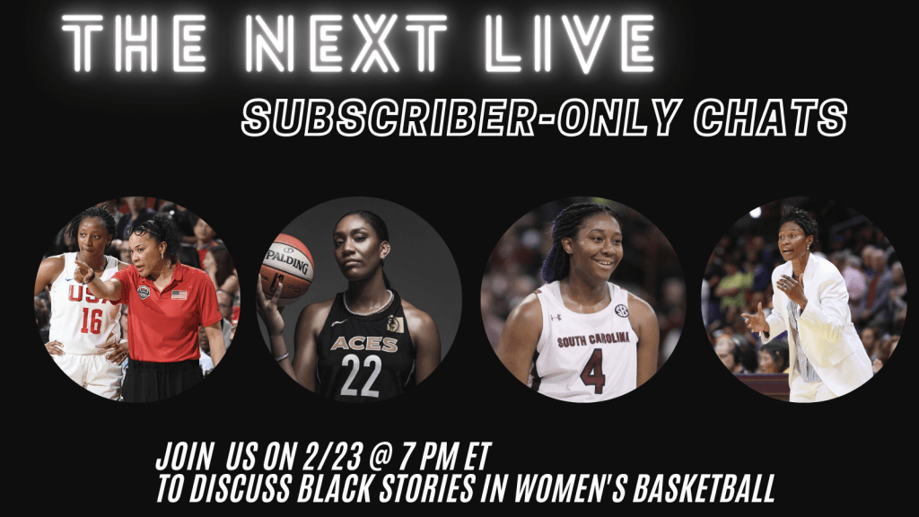 The Next Live: Black History Month