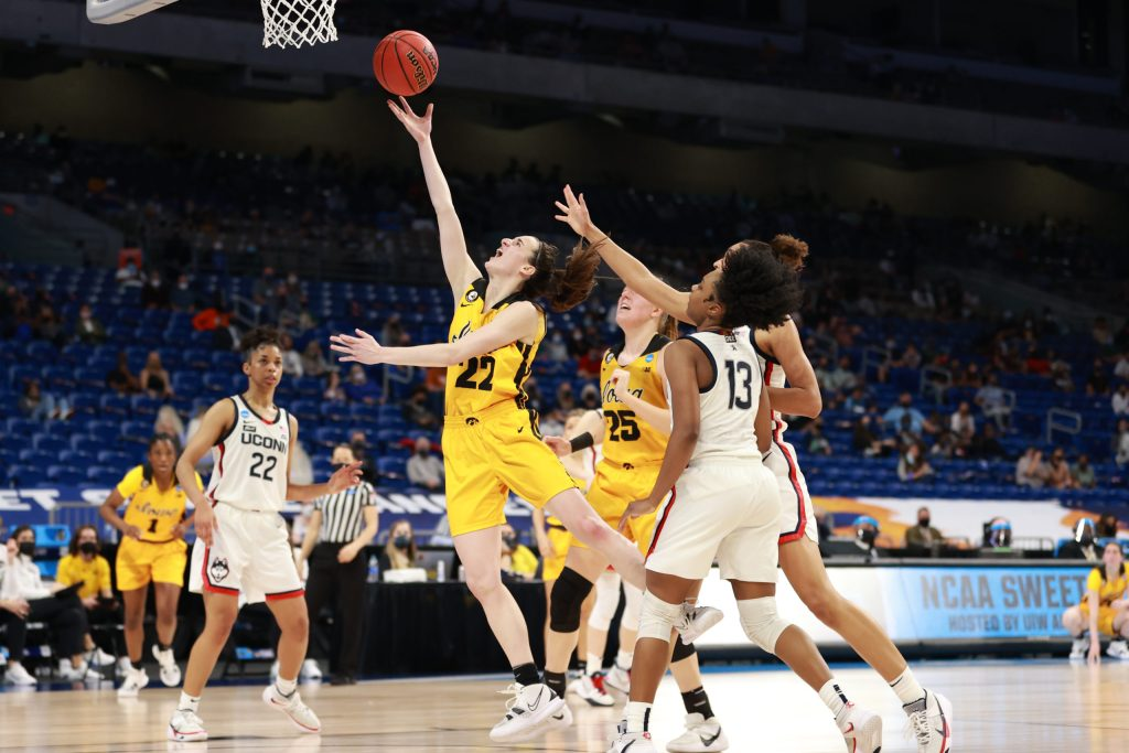Caitlin Clark has lifted her home-state Hawkeyes into the national conversation