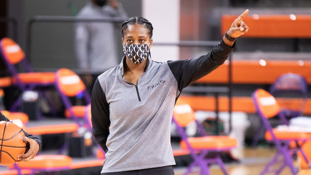 ACC notebook: Miami hires Shenise Johnson; Duke lands Lexi Gordon