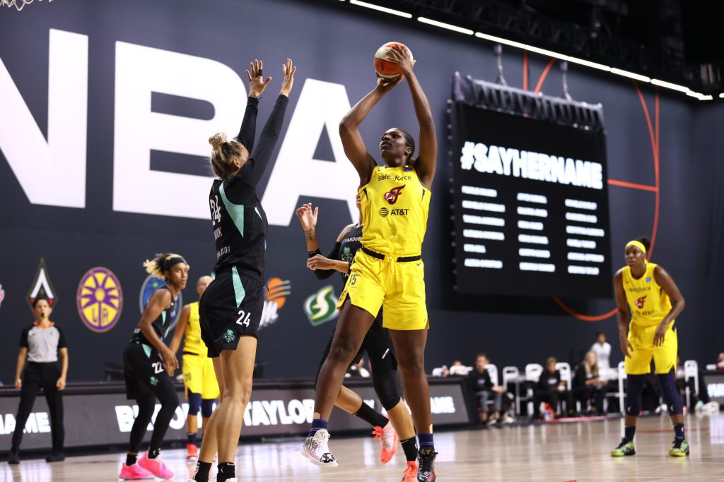How the Indiana Fever lost opening weekend