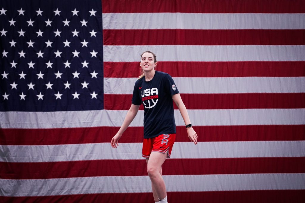 Katie Lou Samuelson to miss Olympics