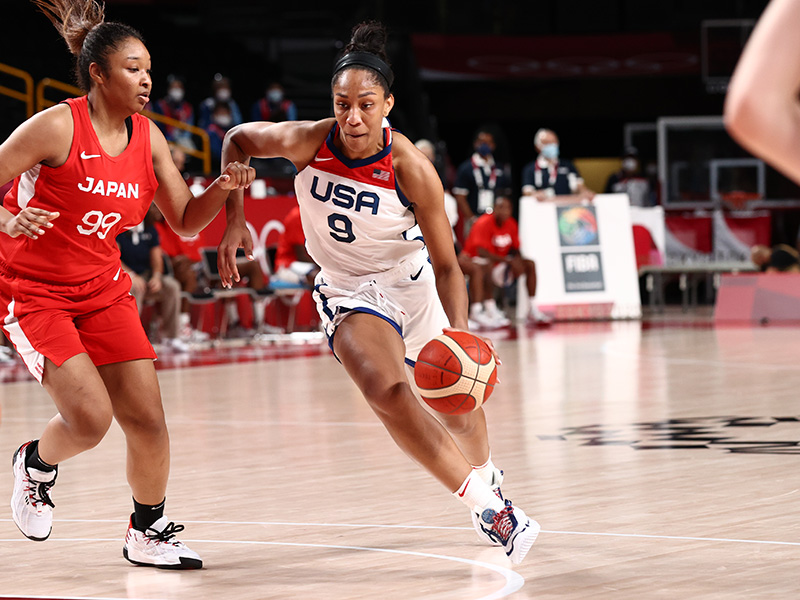 Team USA will close Tokyo Olympic group stage against France